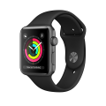 Apple Watch Series 3 GPS 42mm, viền nhôm, dây cao su - New