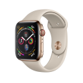 Apple Watch Series 5 GPS + LTE 40mm, Viền Thép, Dây Cao Su - New