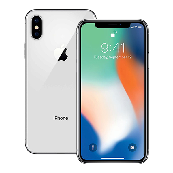 iPhone X - 256GB - NEW