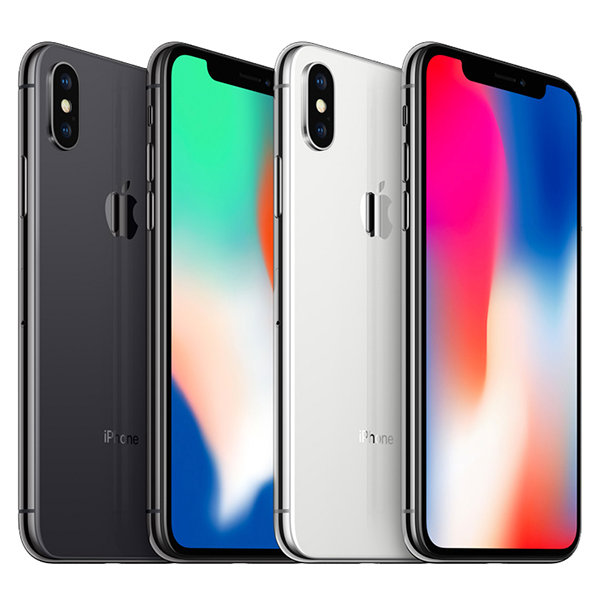 iPhone X Black 256GB - FullBox - Chưa Active