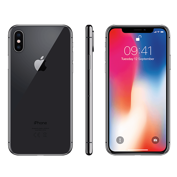 iPhone X Lock 64G 99%