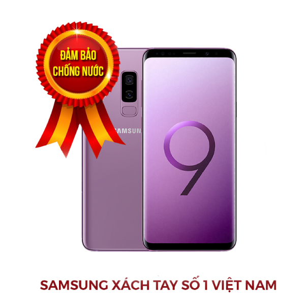 Galaxy S9 Plus Hàn 64GB Likenew 99%
