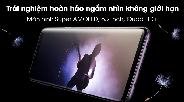 Galaxy S9 Plus Mỹ 64GB Likenew 99%