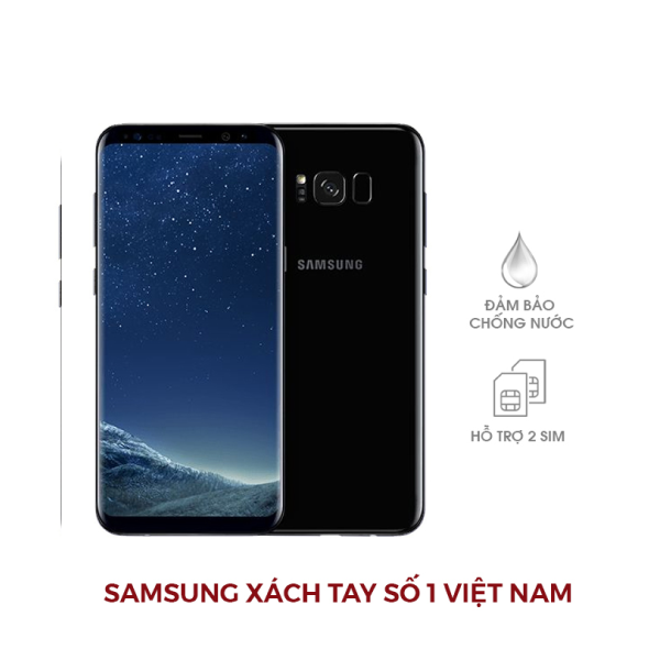 Galaxy S8 Quốc Tế 64GB Like New 99%