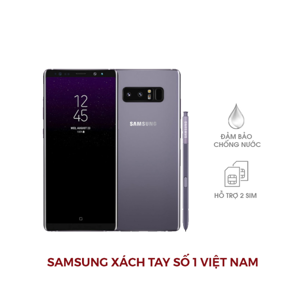 Galaxy Note 8 Mỹ 64GB Likenew 99%