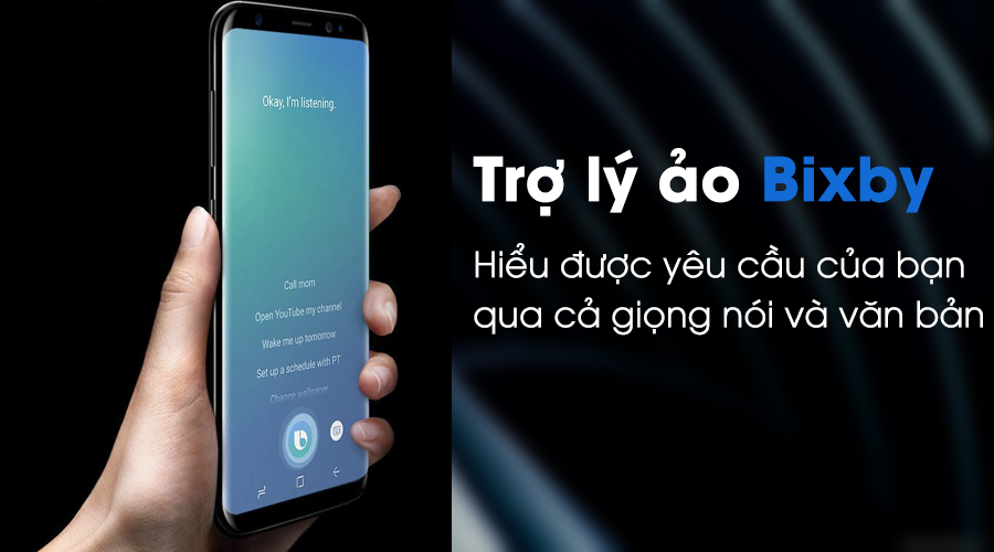 Galaxy S8 Plus Mỹ 64GB Likenew 99%