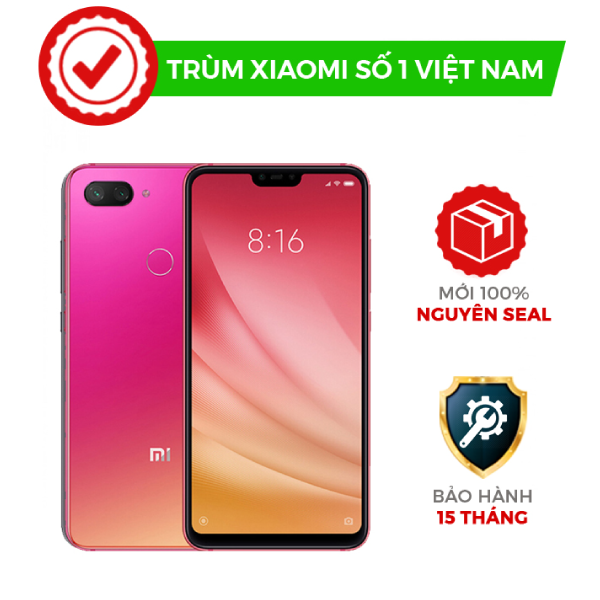 Xiaomi Mi 8 Lite 4GB/64GB New 100%