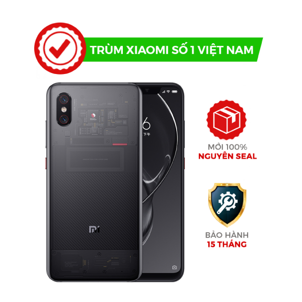 Xiaomi Mi 8 EE (Explorer Edition)  New 100%